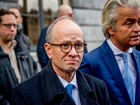 Utrechtse PVV-lijsttrekker had beter zijn mond kunnen houden, zegt Wilders