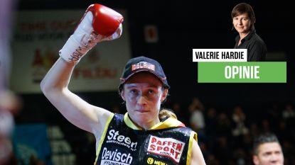 """Onze journaliste Valerie Hardie over de olympische droom van Persoon: """"Kiezen of delen, Delfine"""""""
