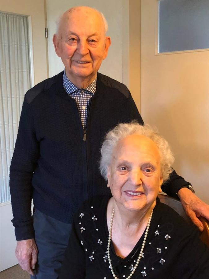 Jac en Jeanne Monsieurs uit Loon op Zand.