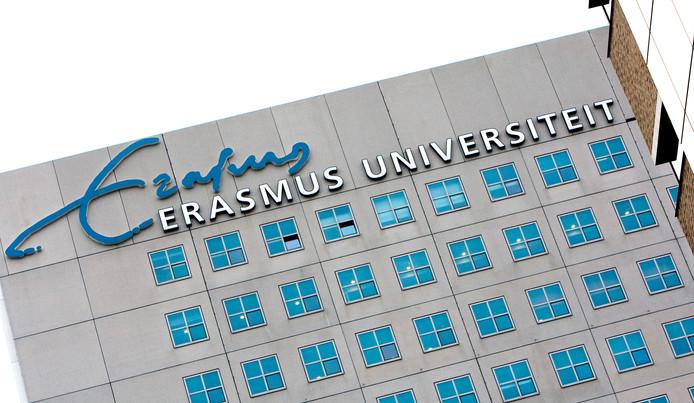 De Erasmus Universiteit.