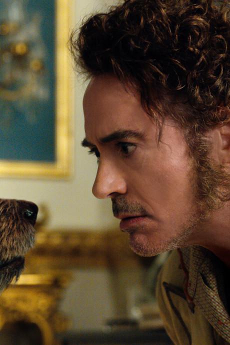 Robert Downey Jr. mist wat jeu in Dolittle