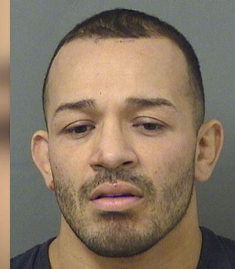 MMA-vechter Irwin Rivera gearresteerd wegens poging tot moord