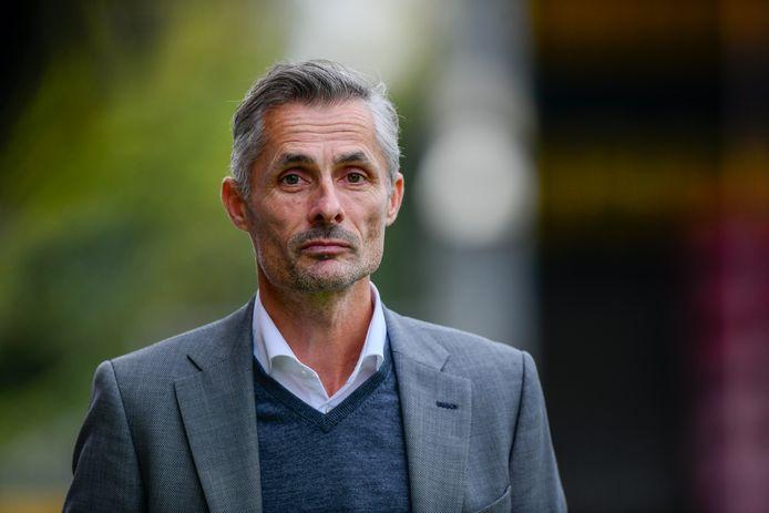 Trainer Kees van Wonderen zag zaterdag hoe ook FC Eindhoven er niet in slaagde de Deventer defensie te kraken.