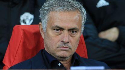 José Mourinho geeft politie de schuld voor te laat begonnen match, maar krijgt meteen lik op stuk