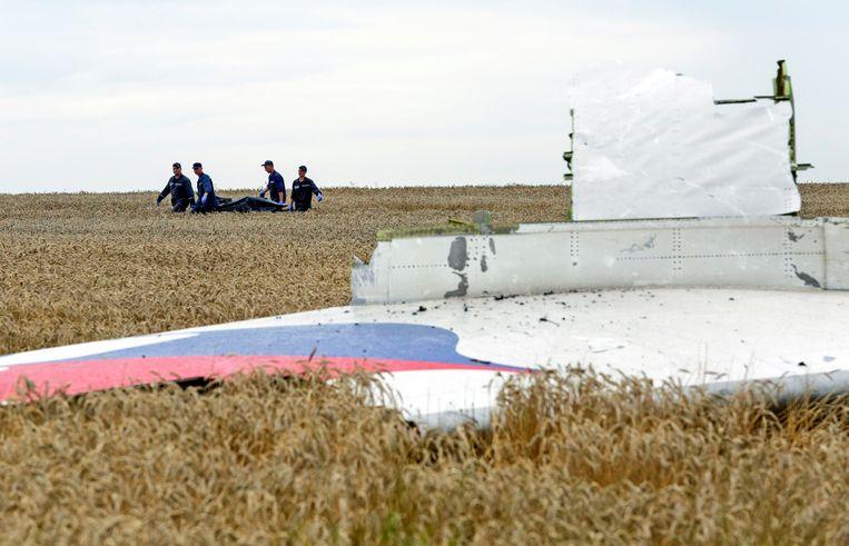 Vlucht MH17 werd op 17 juli 2014 neergeschoten door een BUK-raket boven Oost-Oekraïne.