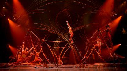 Cirque Du Soleil-artiest valt te pletter tijdens optreden