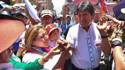 Kiestribunaal roept Evo Morales uit tot winnaar Boliviaanse verkiezingen