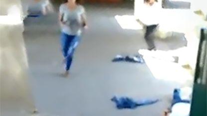Gemaskerde tieners schieten vijf kinderen en leerkracht dood in school in Brazilië