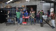 Techniekacademie op bezoek bij Louwagie