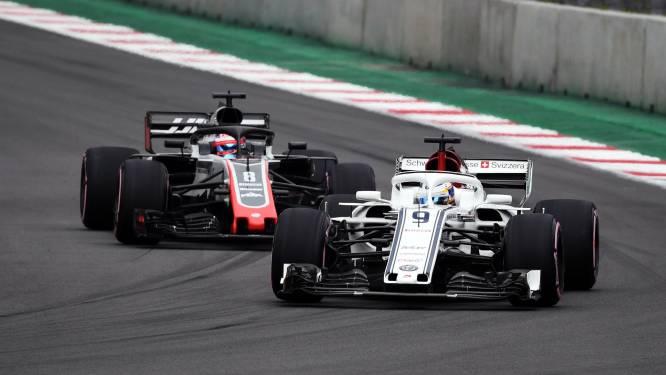 Alfa Romeo gaat door in de Formule 1