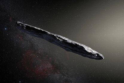 Eerste ontdekte bezoeker van buiten ons zonnestelsel geeft geheimen prijs