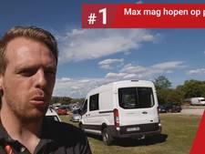 'Podium is voor Max maar twee plekjes weg'
