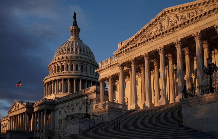 Het Capitool in Washington.
