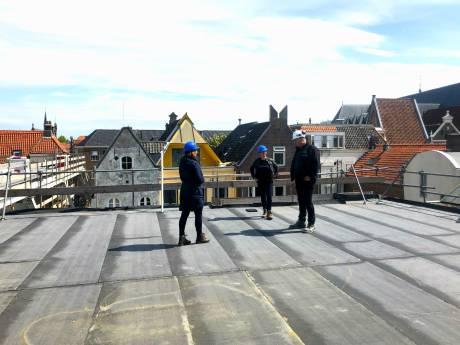 Kan de buurman van Mimik in Deventer straks echt de bootjes niet meer zien?