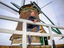Dit is de nieuwe molenaar van de Bovenmolen: 'Als klein ventje ging ik al met opa mee'