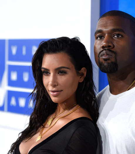Kim en Kanye noemen dochtertje Chicago