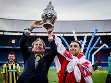 Vitesse woest op KNVB over te weinig kaarten Johan Cruijff Schaal