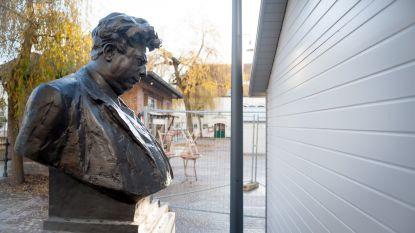 HLN-huisfotograaf stelt knappe fotoreeks rond Timmermansbeeld tentoon