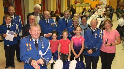 Eddy Van Beneden is 55 jaar muzikant bij harmonie Sinte-Cecilia