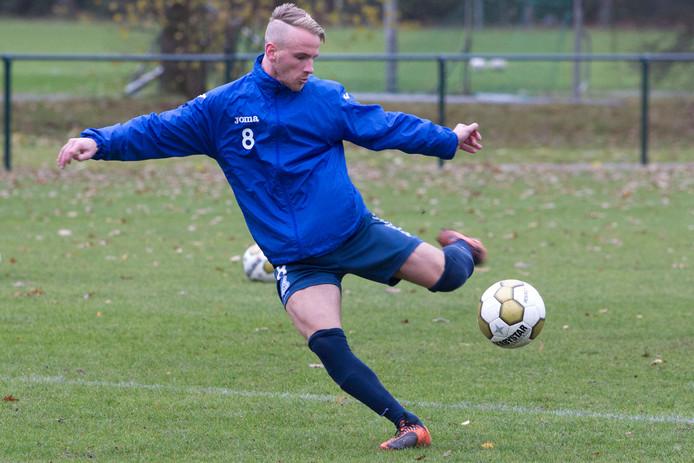 Jason Bourdouxhe eerder in dienst van FC Eindhoven