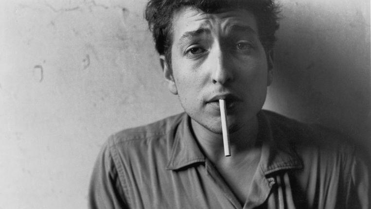 Bob Dylan in 1962.