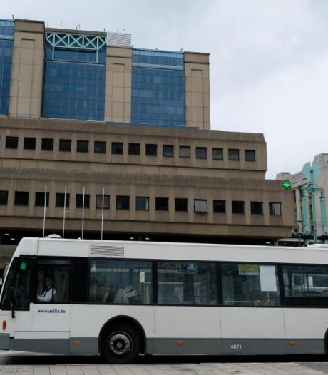 De Lijn entame les premiers travaux d'infrastructure à Bruxelles-Nord