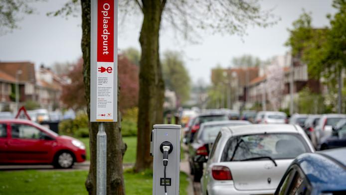 Meer oplaadpunten voor elektrische auto's in Utrecht