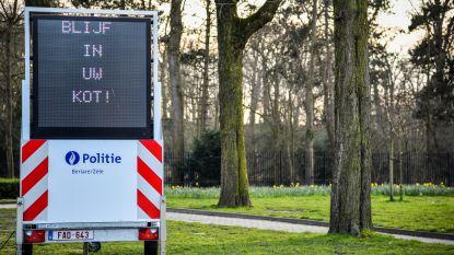 Politie Berlare/Zele vat opnieuw overtreders coronamaatregelen