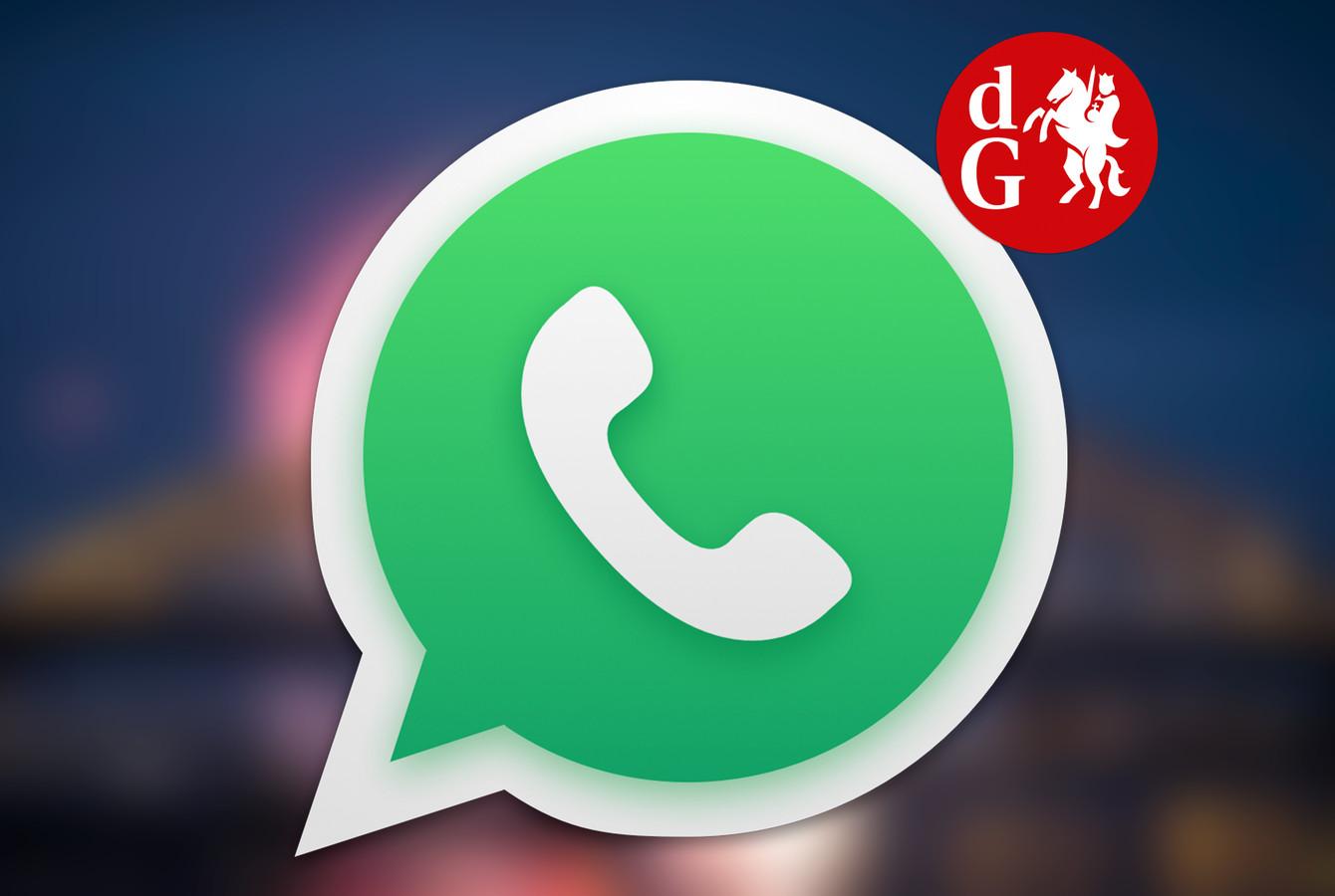 Nieuws van De Gelderlander dat je écht niet mag missen, kun je nu ook via WhatsApp ontvangen.