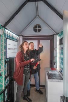 Gelderse brandweer maakt eerste mobiele escaperoom