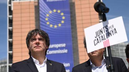 Europees parlement verbiedt Catalaanse ex-premier Carles Puigdemont de toegang, hoewel hij verkozen is
