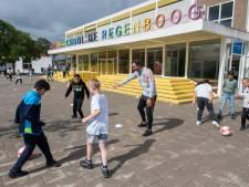 Tielse leerlingen krijgen KNVB-clinic als goedmakertje voor geschrapt schoolvoetbal: 'Allemaal blije koppies'
