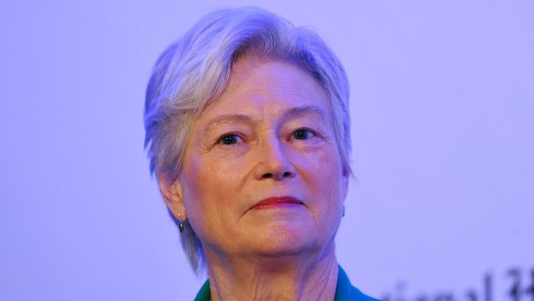 Maria van der Hoeven Beeld afp