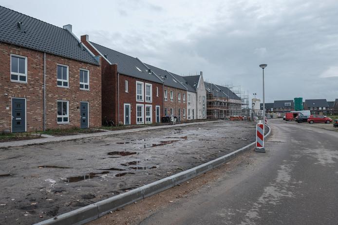 Nieuwbouw bij Doetinchem