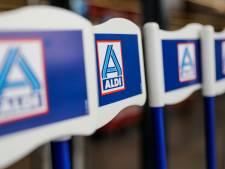 Un magasin Aldi fermé après le test positif d'un employé