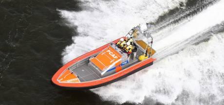 Vader en zoon 'precies op tijd' gered uit Veluwemeer