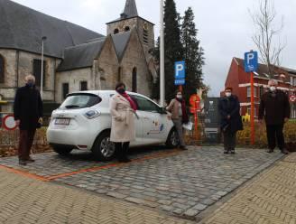 Pepingen neemt eerste elektrische deelwagen in gebruik