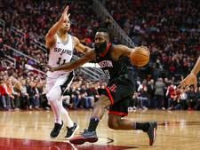 NBA Fast Break: Paul en Harden dirigeren Rockets weer naar zege
