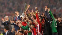 Met Griezmann als matador: Atlético pakt derde Europa League nadat het geen kind heeft aan mak Marseille
