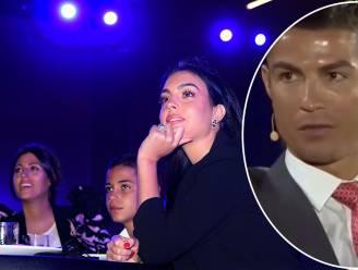 """Ronaldo is een wel erg strenge vader: """"Wanneer Cristiano Jr. cola drinkt of chips eet, ben ik kwaad op hem"""""""