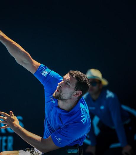 Joachim Gerard remporte le Masters pour la quatrième fois