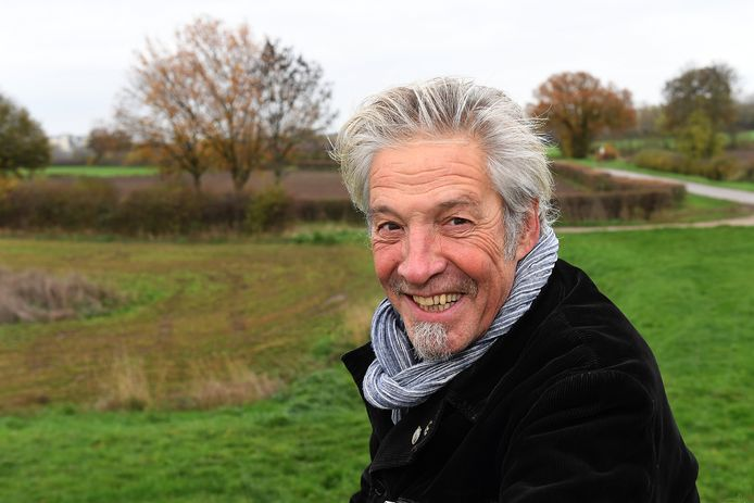 Willem van de Rijdt hoopt met zijn collega-vrijwilligers op de hoofdprijs van 10.000 euro.