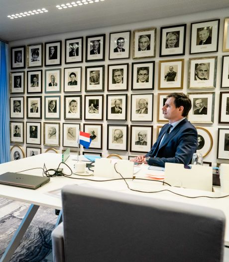 Minister Hoekstra 'zeer tevreden' over akkoord Europees steunpakket voor coronacrisis