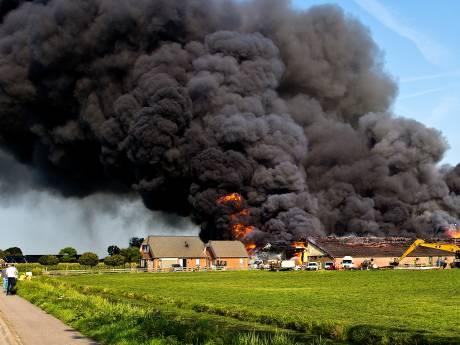 Doneeractie voor getroffen varkensstalhouder: 'Levenswerk in vlammen opgegaan'