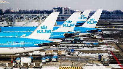 KLM schrapt tientallen retourvluchten door stroomstoring op Schiphol