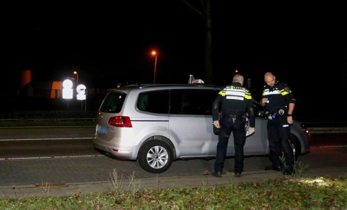 Taxichauffeur mogelijk mishandeld in Den Bosch.
