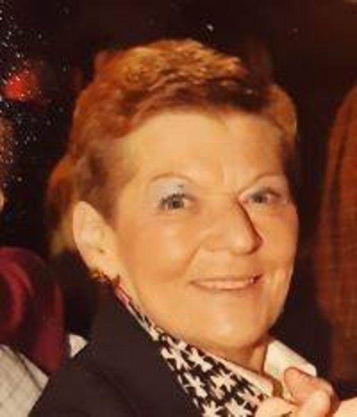 De vermiste Rita Beerens verdween maandagochtend om 10 uur bij haar thuis in de Zonneveldstraat in Erpe.