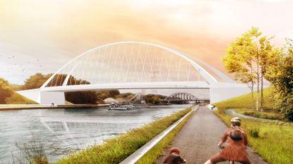 Lierseweg één maand onderbroken door verhuis nieuwe boogbrug over Albertkanaal