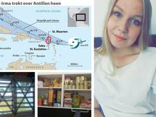 Zwolse Anneloes (20) veilig thuis van getroffen Sint Maarten