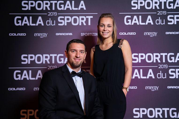 Joachim Gérard werd Paralympiër van het Jaar